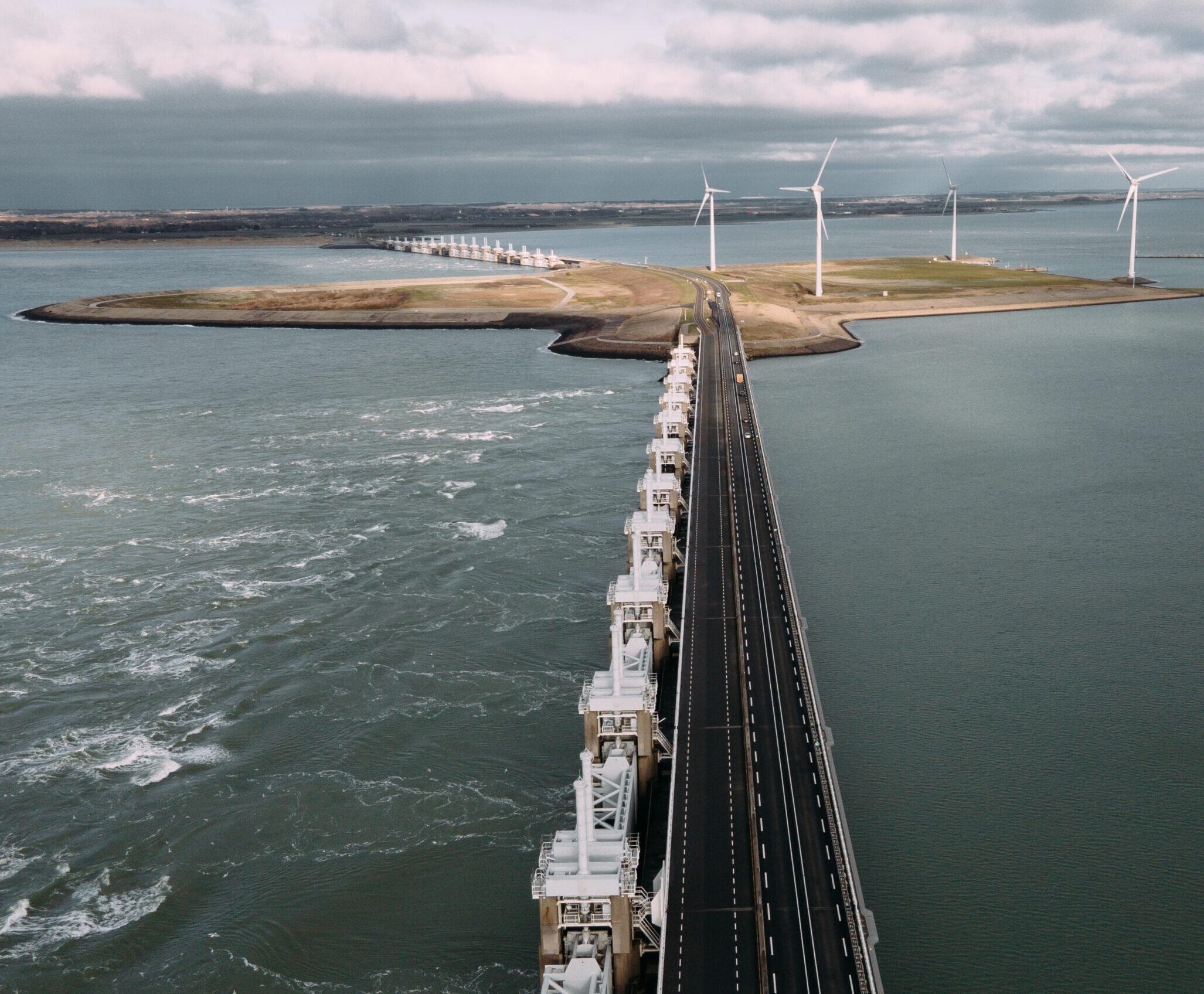 Oosterscheldekering - Zeeland