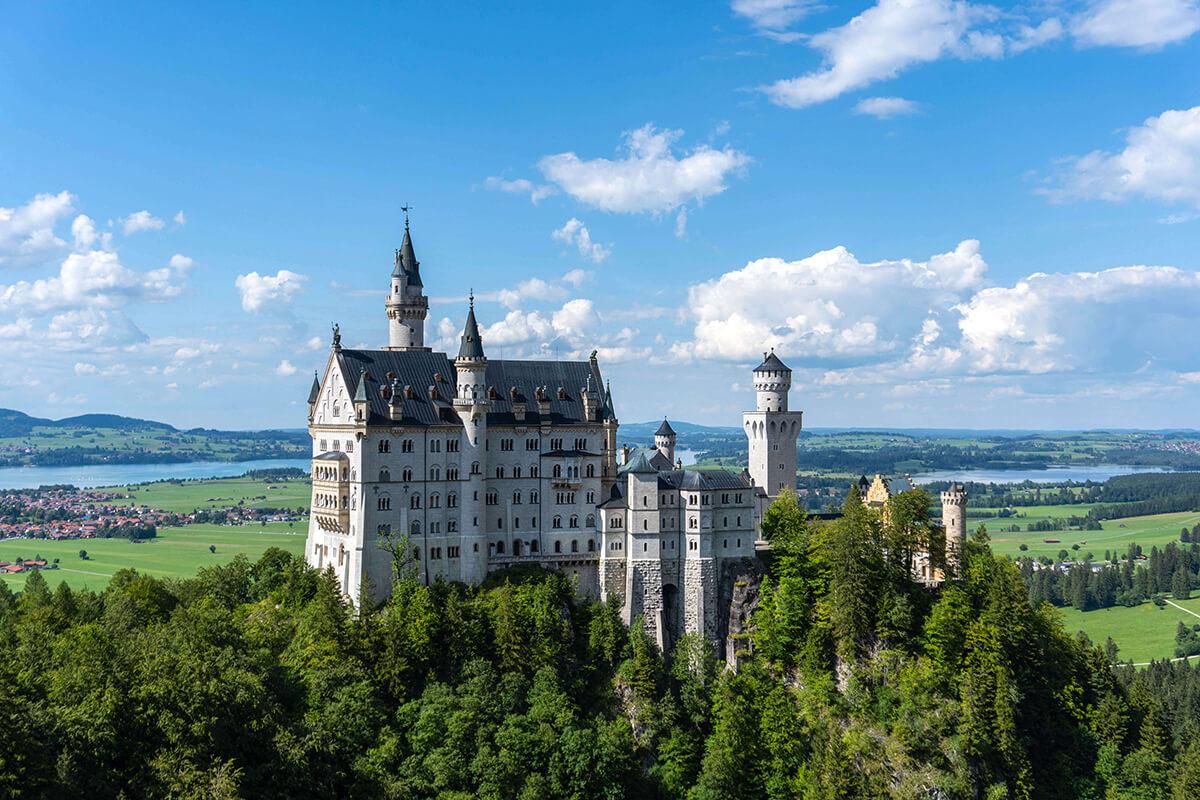 Slot Neuschwanstein - Duitsland