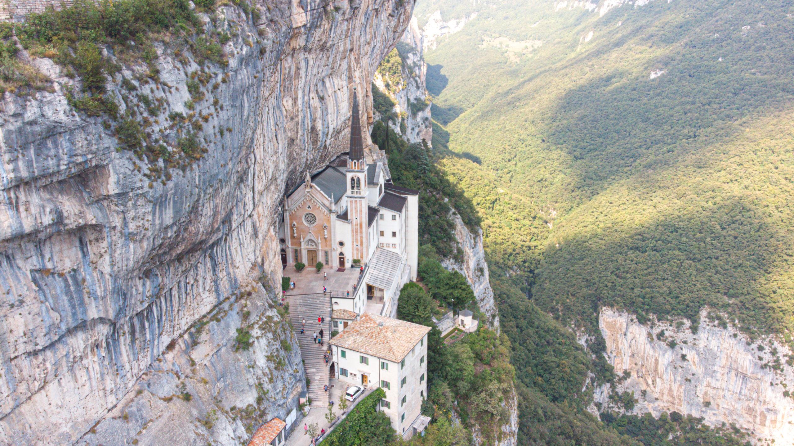 Madonna della Corona - Italië