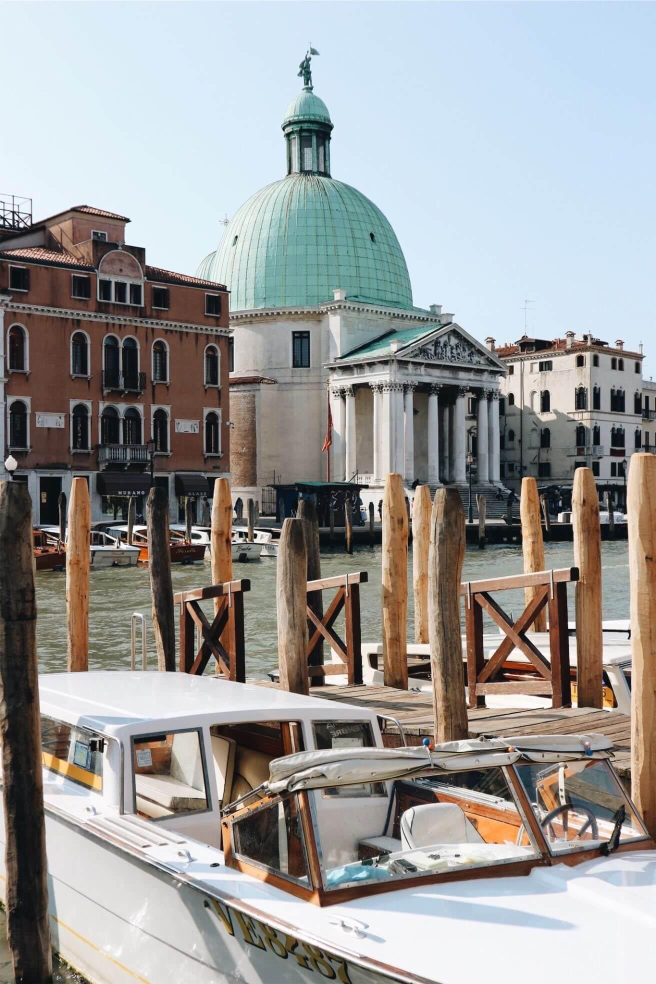 Grand Canal - Venetië