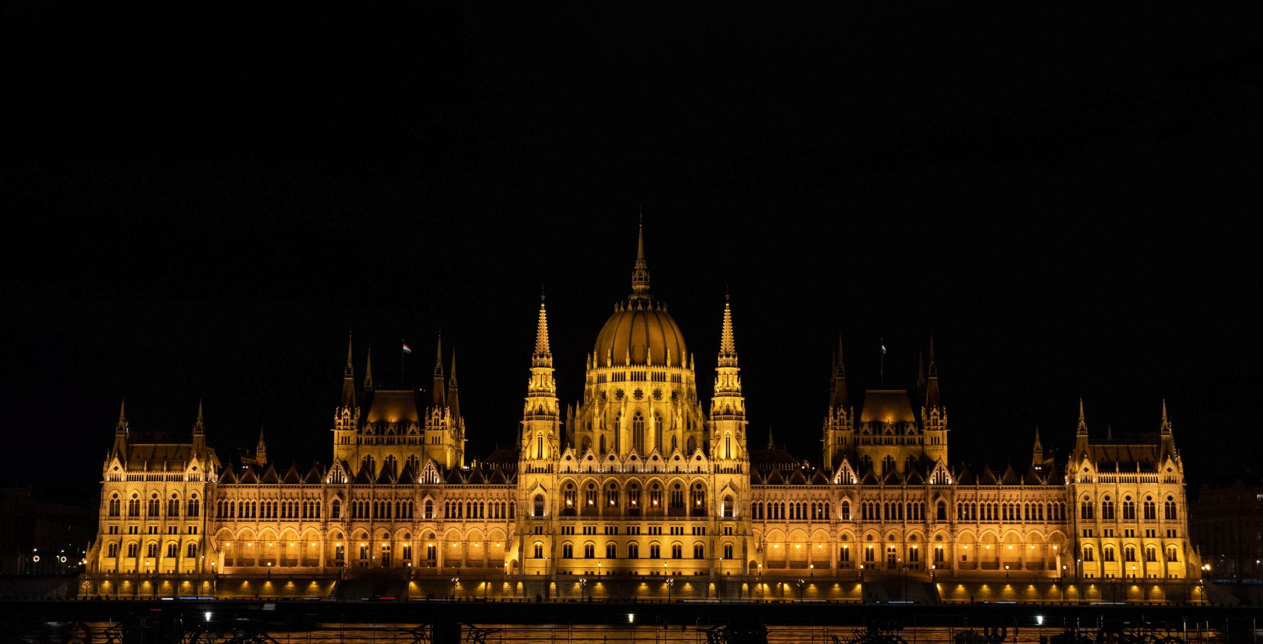 Hongaars Parlementsgebouw - Boedapest