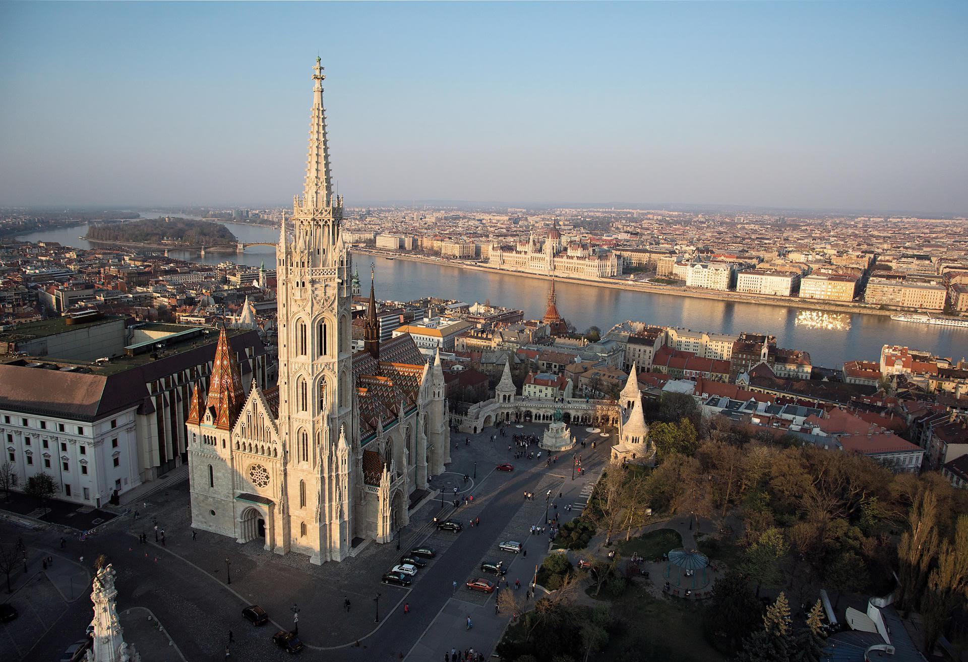 Mátyás-templom - Boedapest